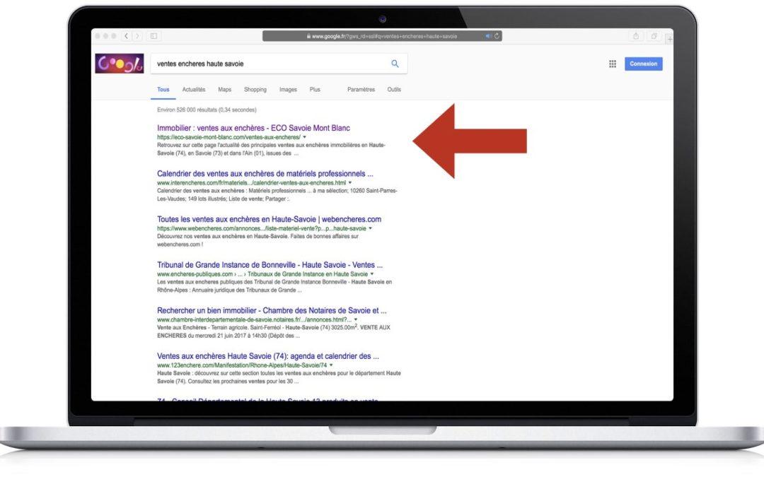 SEO / référencement naturel : comment être visible dans les moteurs de recherche ?