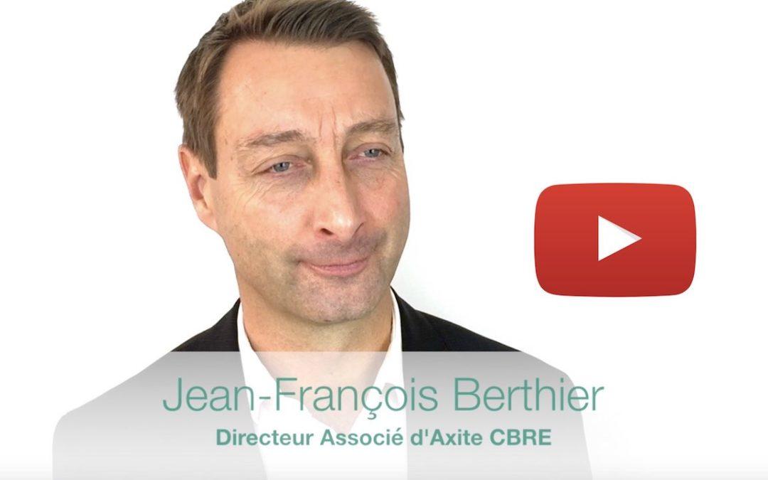 Axite CBRE : création d'une vidéo d'entreprise (tutoriel + interview)