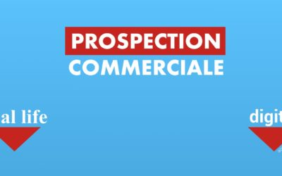 Prospection commerciale : quelle(s) stratégie(s) en 2017-2018, entre « real life » et « digital » ?