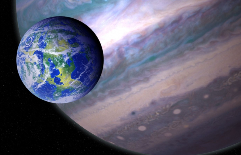 Les « exolunes », nouvelle piste pour la recherche de vie extraterrestre